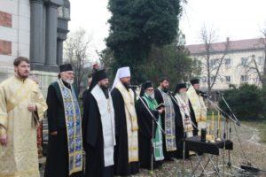 Ρώσοι Ιεράρχες στους εορτασμούς της απελευθέρωσης του Πλέβεν στη Βουλγαρία