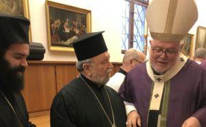 Ορθόδοξοι Κληρικοί στα ονομαστήρια του Αρχιεπισκόπου Μονάχου (ΦΩΤΟ)