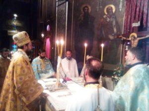 ΧΑΛΚΙΔΑ : Ο Αρχιγραμματέας της Ιεράς Συνόδου στα πάτρια εδάφη