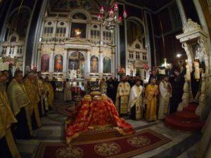 ΣΥΡΟΣ : Η νήσος τιμά τον Πολιούχο της Αη – Νικόλα