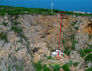 Άγιο Όρος: Νεκρός 28χρονος – Έπεσε από γκρεμό 40 μέτρων