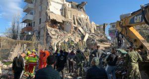 Ι.Μ.Άρτης: Ανθρωπιστική βοήθεια για τους σεισμόπληκτους της Ακβανίας