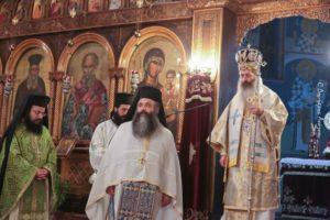 Στον Αγιο Αθανάσιο Λαμίας ο Φθιώτιδος Συμεών (ΦΩΤΟ)