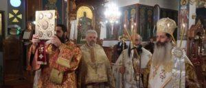 Φθιώτιδος Συμεών: «Ο Άγιος Σπυρίδων μας δείχνει πως να γίνουμε πολίτες του Ουρανού»