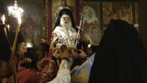 Κάϊρο: Ο Αλεξανδρείας Θεόδωρος ευλογεί το Πολεμικό Ναυτικό