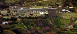 Αγιος Νικόλαος : Το μοναστήρι του στην Άνδρο – ΕΙΚΟΝΕΣ