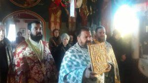 Εορτή Αγίου Σπυρίδωνος στην Άνω Βάθεια