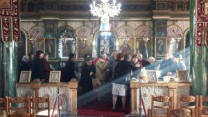 Η Εορτή του Αγίου Ελευθερίου στην Άνω Βάθεια