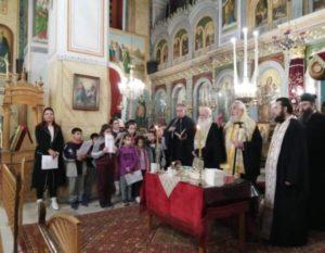 Ι.Μ.Φωκίδος: Ποιμαντικές επισκέψεις στα κατηχητικά σχολεία