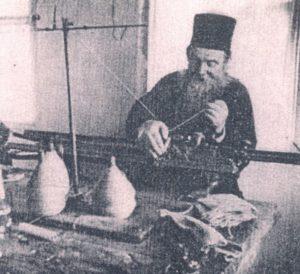 Άγιον Όρος: Μοναχός Παχώμιος Καρυώτης (1892 – 21 Ιανουαρίου 1968)