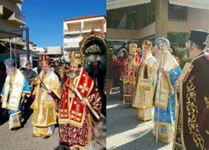 Αμαλιάδα: Η πανήγυρις του Αγίου Αθανασίου