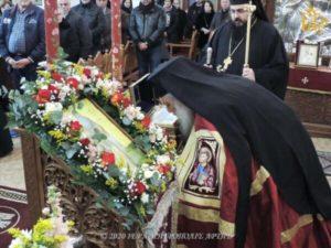 Άρτα: Ο εορτασμός του Αγίου Μαξίμου του Γραικού στη γενέτειρά του