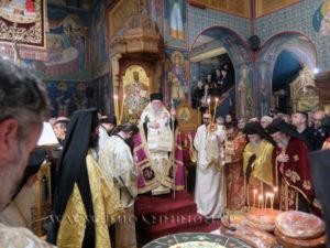Ιωάννινα: Τίμησαν τον προστάτη τους Άγιο Νεομάρτυρα Γεώργιο