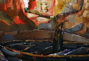 Εκθεση Ρώσων καλλιτεχνών με θέμα το Άγιον Όρος