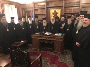 Εκκλησία Ελλάδος: Δε θα δώσει το παρών στην Πανορθόδοξη ο Αρχιεπίσκοπος Ιερώνυμος