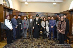 Βουλγαρία: Συνάντηση του Πατριάρχη Νεόφυτου με Αραβες εκπροσώπους