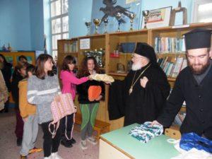 Σχολεία και νηπιαγωγεία επισκέφθηκε ο Διδυμοτείχου Δαμασκηνός