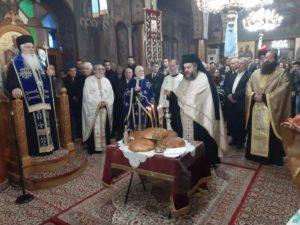 Τον Πολιούχο της Άγιο Αντώνιο τίμησε η Τανάγρα