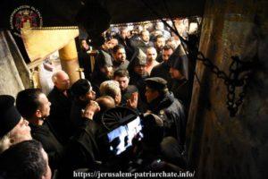 Καταδικάζει το Πατριαρχείο Ιεροσολύμων τα επεισόδια που προκάλεσαν οι Αρμένιοι