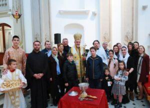 Στο Μονακό για τα Θεοφάνεια ο Γαλλίας Εμμανουήλ