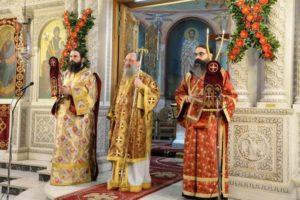 ΠΑΤΡΑ: 40η Επέτειος από την Επανακομιδή του Σταυρού του Αποστόλου Ανδρέα