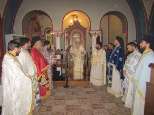 Η εορτή της Παναγίας της Παραμυθίας στη Μητρόπολη Κορίνθου (ΦΩΤΟ)