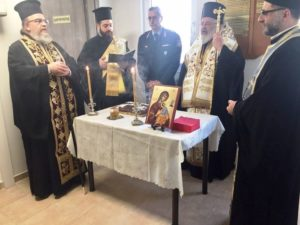 Ο Διδυμοτείχου Δαμασκηνός ευλόγησε τις βασιλόπιτες αρχών του τόπου