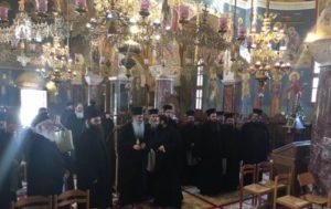 Κοπή πίτας του Ταμείου Αλληλοβοηθείας Κληρικών της Μητρόπολη Πειραιώς