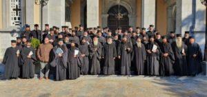 Σεμινάριο για τις σύγχρονες μεθόδους προσέγγισης και υποστήριξης της οικογενείας από την Εκκλησία