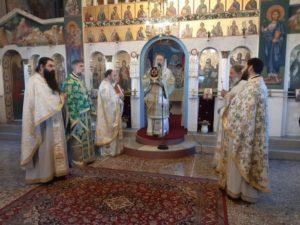 Η εορτή του Αγίου Γρηγορίου στο Θεολόγο Διρφυών