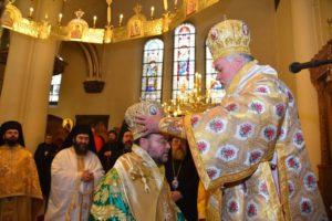 Βέλγιο: Χειροτονία του Επισκόπου Απολλωνιάδος Ιωακείμ