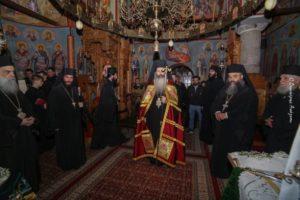 Μνημόσυνο μακαριστού Μητροπολίτη Νικολάου και Οσίου Γέροντος Βησσαρίωνος στη Φθιώτιδα