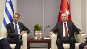 Ας μαζέψουν τον Ερντογάν!  Η μάχη του Έλληνα πρωθυπουργού με τον Τούρκο