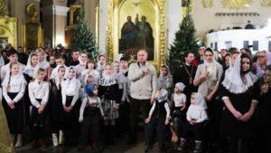 Ο πρόεδρος Πούτιν ως αντίδωρο έλαβε την εικόνα της Παναγίας του Καζάν