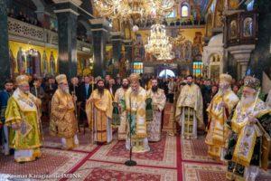 Η Βέροια εόρτασε τον Πολιούχο της Οσιο Αντώνιο τον Νέο