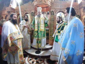 Εορτασμός του Αγίου Αντωνίου στη Λάρισα