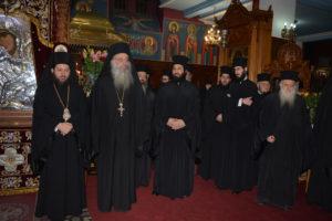 Η εορτή της Παναγίας της Παραμυθίας στο Αγρίνιο – Χειροτονία  νέου  Πρεσβυτέρου