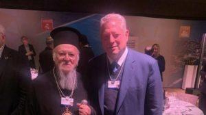 Παρεμβάσεις του Οικουμενικού Πατριάρχη στο Νταβός
