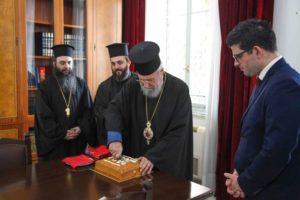 Κύπρος: Μήνυμα Χρυσοστόμου για την προστασία των μνημείων (ΦΩΤΟ)