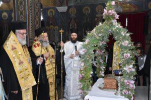 Ι.Μ.Χαλκίδος: Πάνδημη υποδοχή των Ιερών Λειψάνων των Αγίων Νεομαρτύρων της Μυτιλήνης