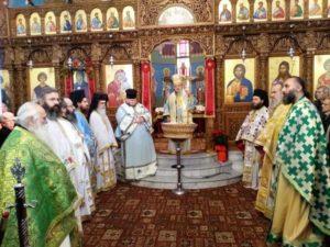 Πανήγυρις Ιερού Ναού Αγίου Αντωνίου Αγρινίου