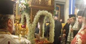 Σέρρες: Υποδοχή του Ιερού Λειψάνου του Αγίου Αθανασίου του Μεγάλου
