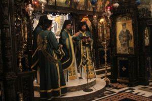 Η μνήμη του Οσίου Χριστοφόρου του Παπουλάκου στο Τρίκορφο Φωκίδος