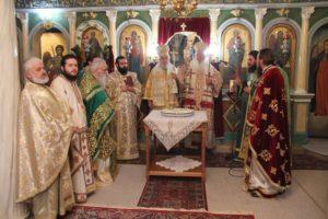Η εορτή του Αγίου Ευθυμίου στη Μητρόπολη Φωκίδος (ΦΩΤΟ)