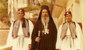 Άγιον Όρος: Μοναχός Θεόκλητος Διονυσιάτης (1916 – 20 Ιανουαρίου 2006)