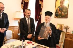 Ο Δήμαρχος Θεσσαλονίκης στο Φανάρι – Τι είπαν με τον Πατριάρχη