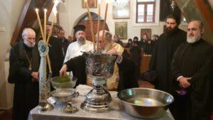 Ιεροσόλυμα : Ο Μέγας Αγιασμός στους Αγίους Τόπους -Παραμονή Θεοφανείων