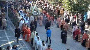 Ιωάννινα: Πάνδημος εορτασμός του Πολιούχου Νεομάρτυρα Αγίου Γεωργίου