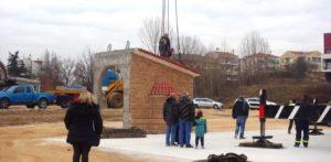 Η πρώτη εκκλησία για τον Άγιο Παΐσιο χτίζεται στα  Ιωάννινα -ΡΕΠΟΡΤΑΖ