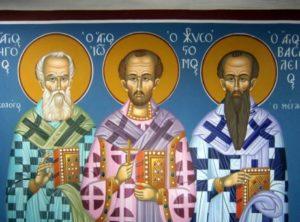 Τριών Ιεραρχών: Ποιοι ήταν οι Τρεις Ιεράρχες – ΒΙΝΤΕΟ